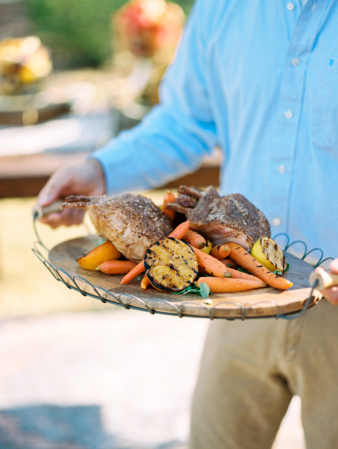 Outdoor Styled Southern Dinner Party - Behind-the-Scenes of a Styled Shoot