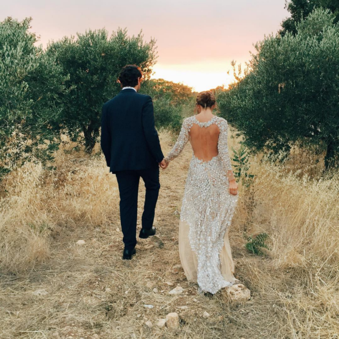 A Fashion Blogger's Stunning Wedding Dress