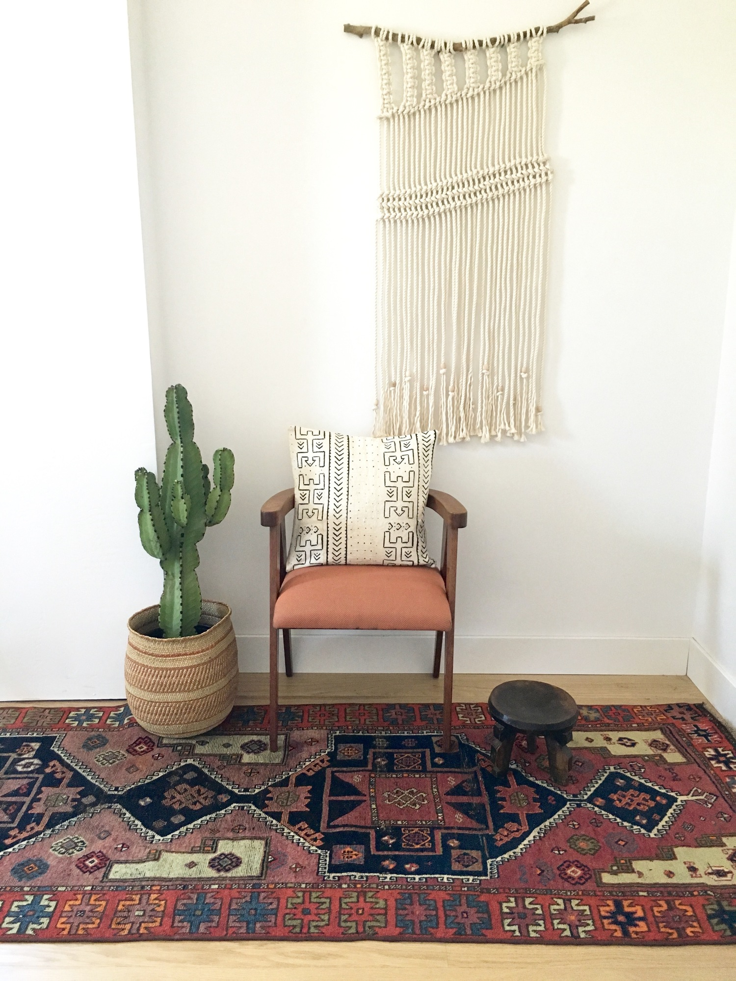 Your New Favorite Bohemian Home Décor Site: Loom + Kiln (Turkish Runner)