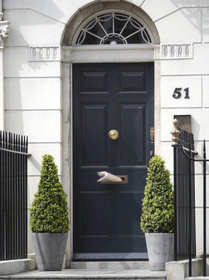 How to Upgrade Your Front Door with Modern Door Knockers