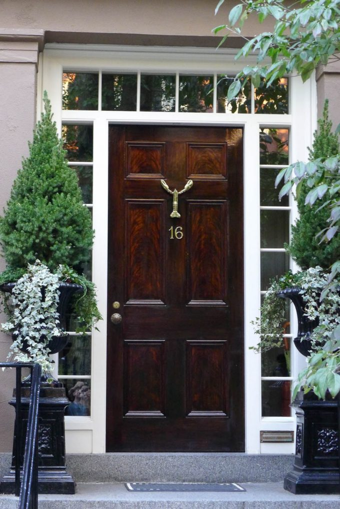 How to Upgrade Your Front Door with Modern Door Knockers (Lobster Door Knocker)