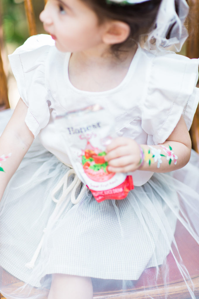 Behind-the-Scenes of a Whimsical Bohemian Backyard Birthday Festival, complete with