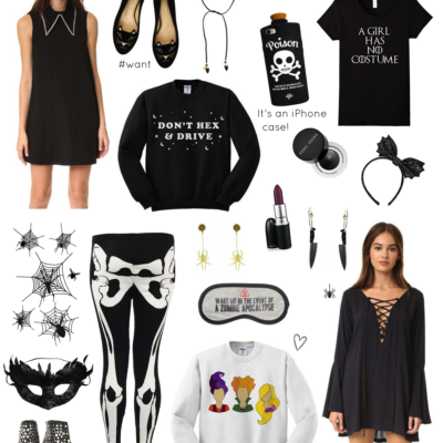 "How to Look Cool on Halloween Without Really ""Dressing Up"""