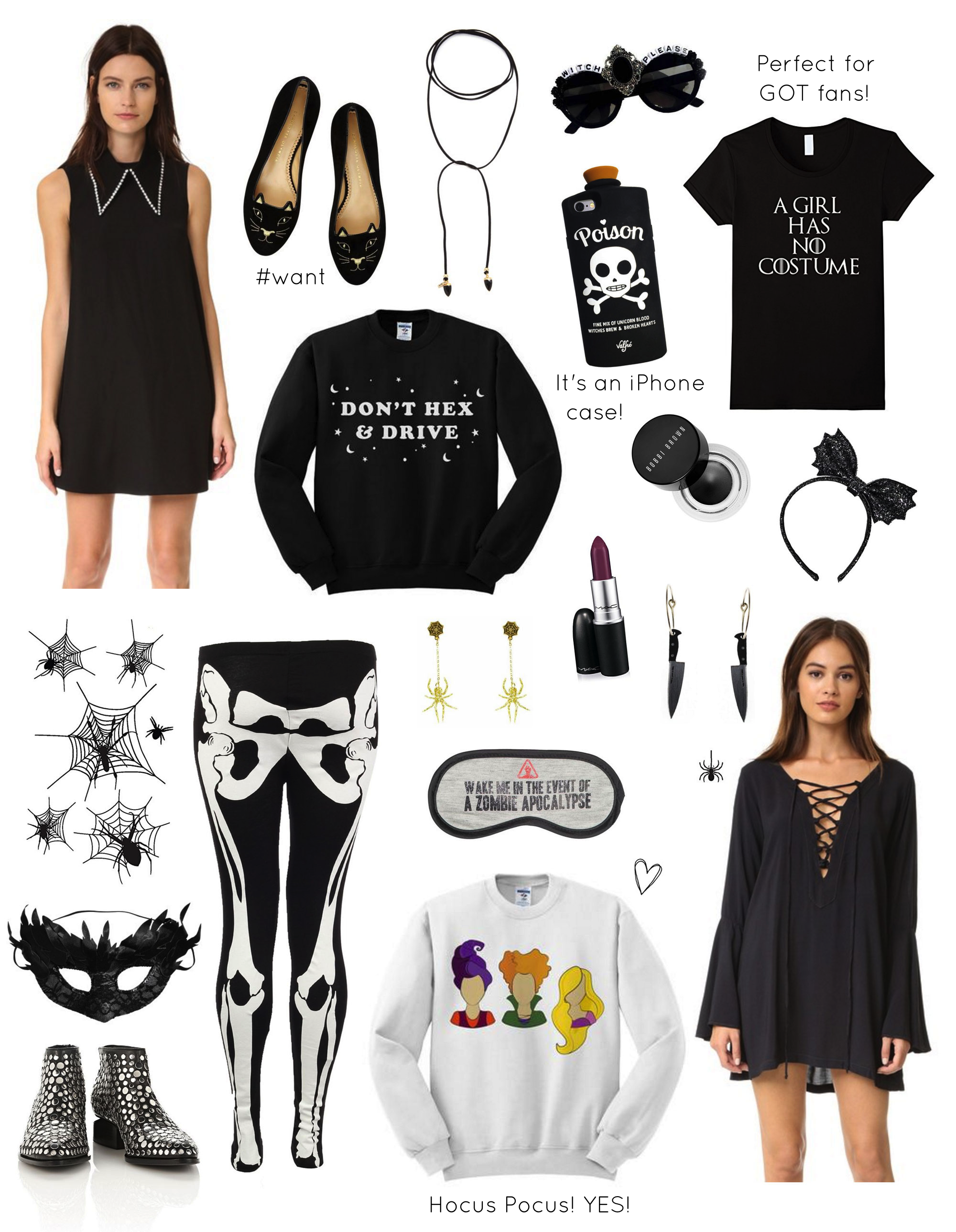 How to Look Cool on Halloween Without Really