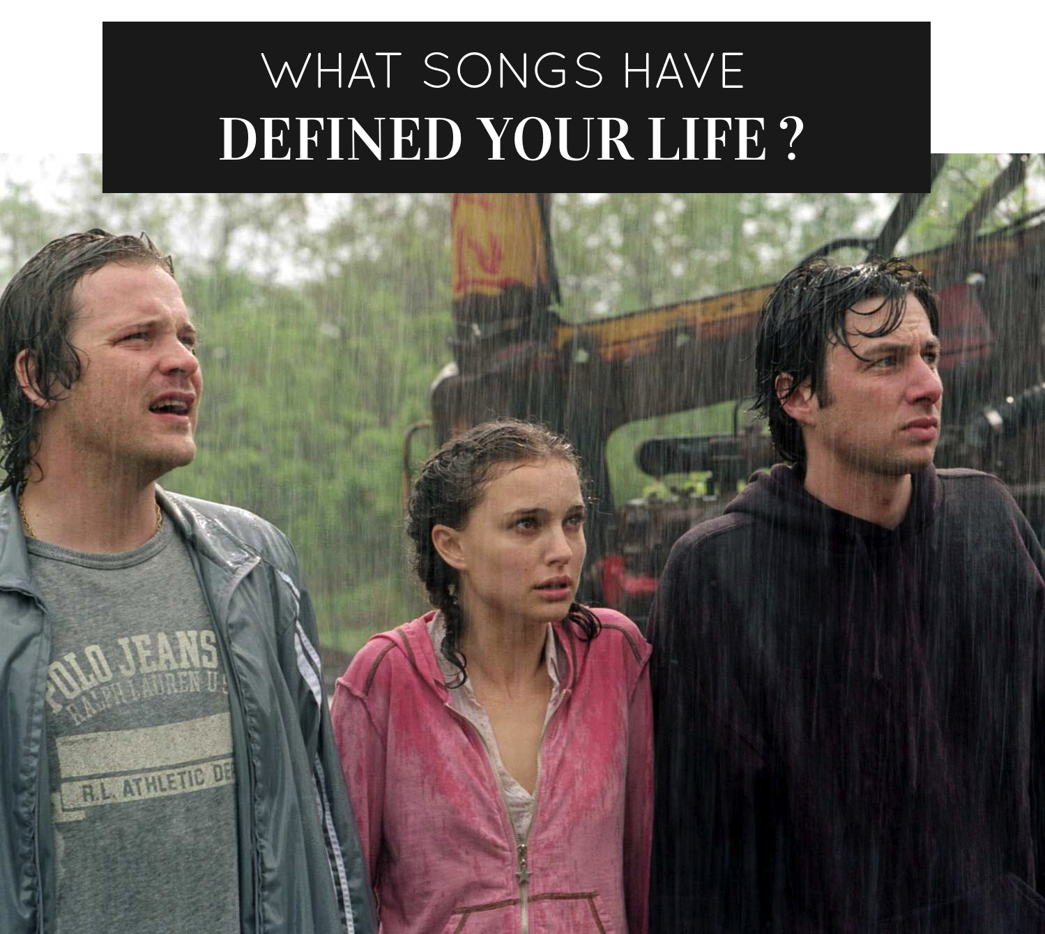What songs have defined your life? Click through for the details. | glitterinc.com | @glitterinc