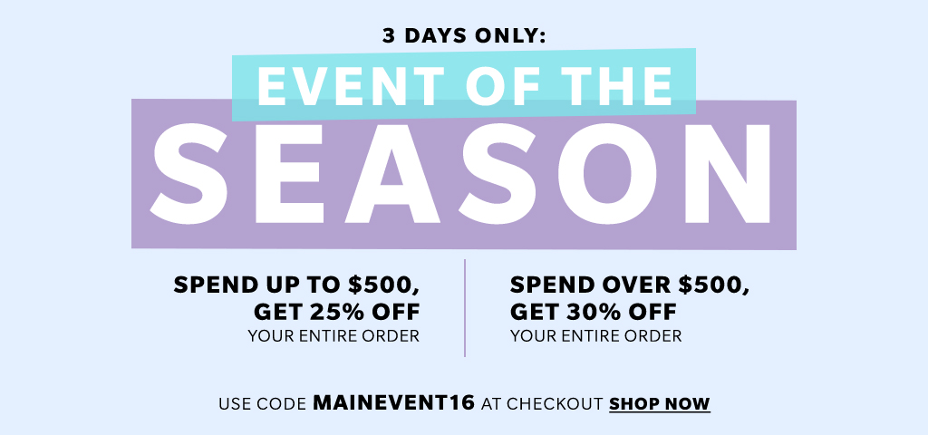 Why You Should Shop The Shopbop Big Fall Sale Event