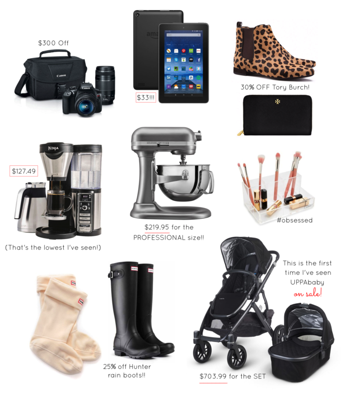 These Are the Can't Miss Cyber Monday Deals. Click through for details about the AMAZING sales. | glitterinc.com | @glitterinc
