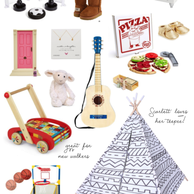 Gift Guide | Gifts For The Littles