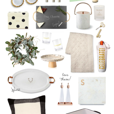 "Gift Guide | Gifts to Say ""Thank You"""