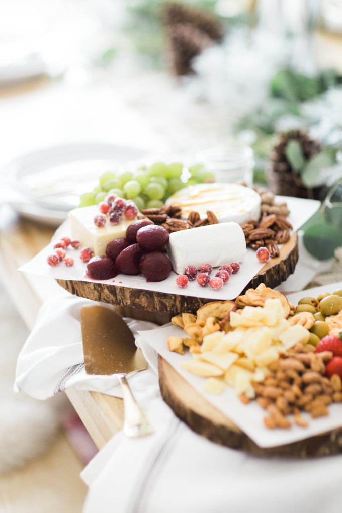 How to Make An EPIC Southern-Inspired Charcuterie Cheese Board (the easy way). Click through for the how-to. | glitterinc.com | @glitterinc