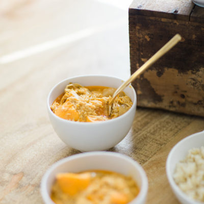 3-Ingredient Trader Joe's Thai Coconut Curry Chicken Recipe