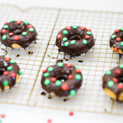 How to Make Easy Cake Mix Donuts