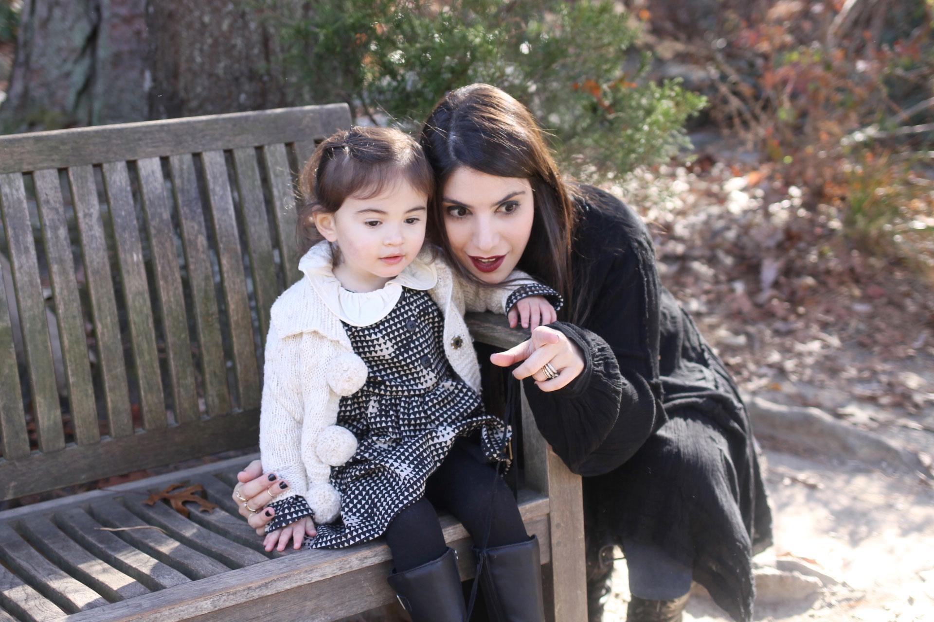 Life lately: checking in halfway through December. Click through for a few fun family photos.   glitterinc.com   @glitterinc