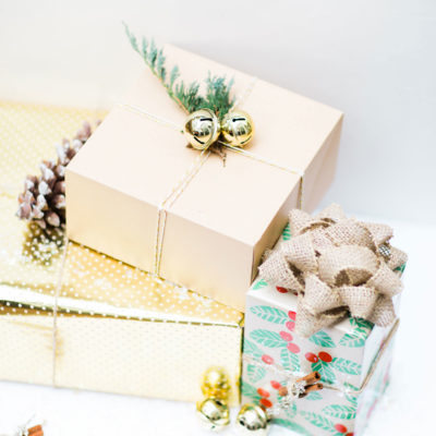 4 Simple (and Beautiful) Ways to Wrap Gifts