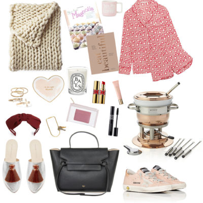 Confessions of a Shopaholic | Valentine's Day Wishlist + Gift Guide