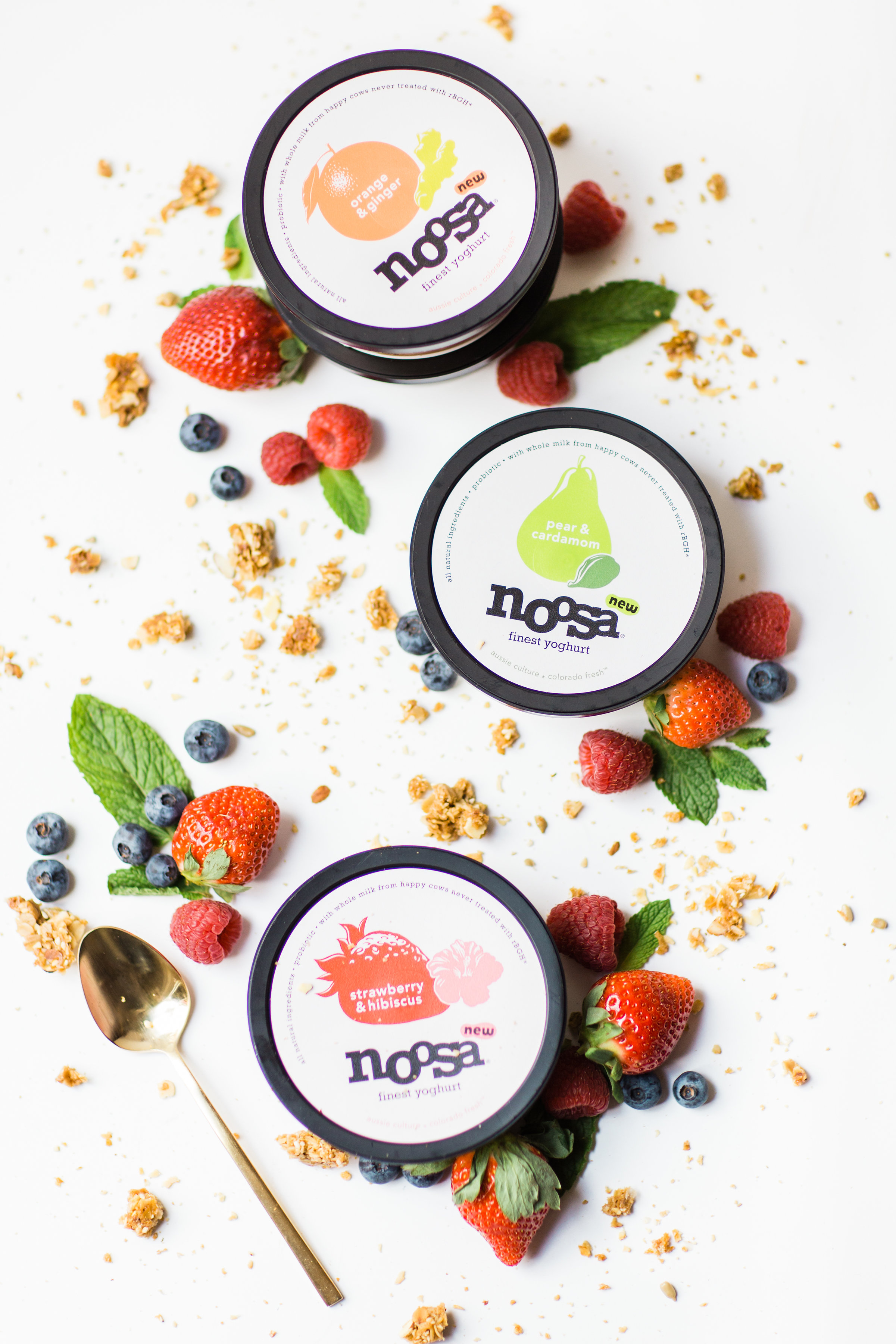 How I Became a Breakfast Person (with a little help from noosa yoghurt!) Click through for the details. | glitterinc.com | @glitterinc