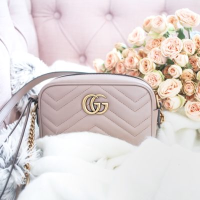 Spring Must-Have: The Mini Bag (+ We're Giving Away a Gucci Bag!)