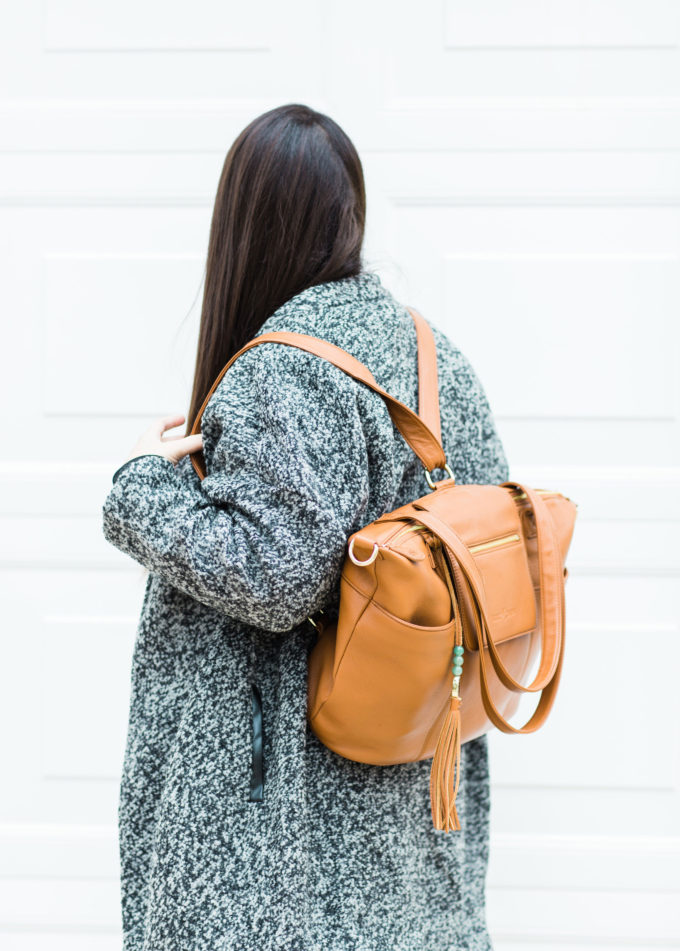 A review of the brand new Lily Jade Madeline diaper bag, plus a side-by-side look at my Meggan, what's in my Lily Jade diaper bag, and a GIVEAWAY!   glitterinc.com   @glitterinc