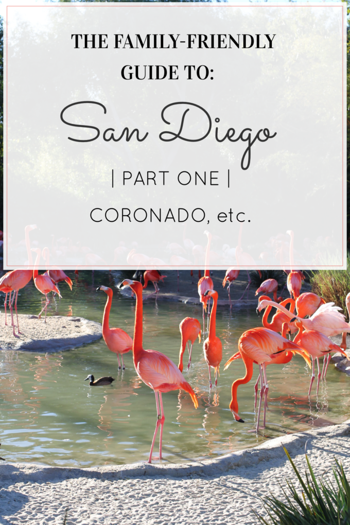 The Family-Friendly Guide to San Diego - Coronado, the Zoo, Gaslamp, the BEST vegan donuts, etc. | glitterinc.com | @glitterinc