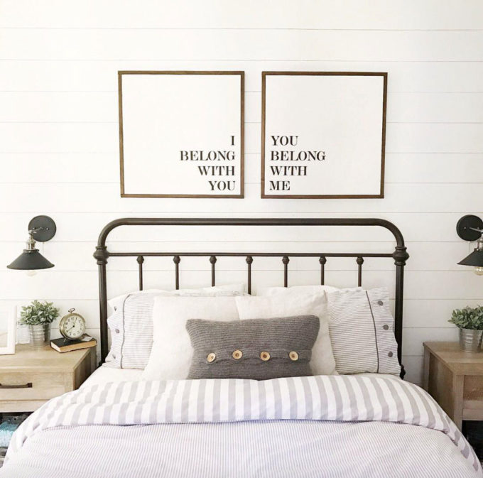 A few little love notes to the things I loved most this week, including this modern farmhouse sign set. Click through for the details. | glitterinc.com | @glitterinc