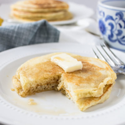 Delicious Lemon Ricotta Pancakes