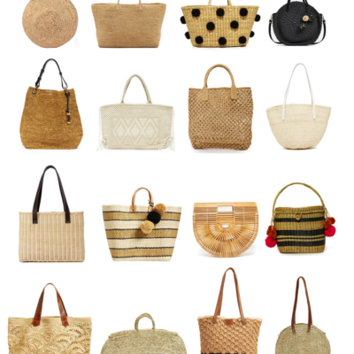 Trend-Spotting: 16 Basket Bags for Every Budget You Should Buy Now