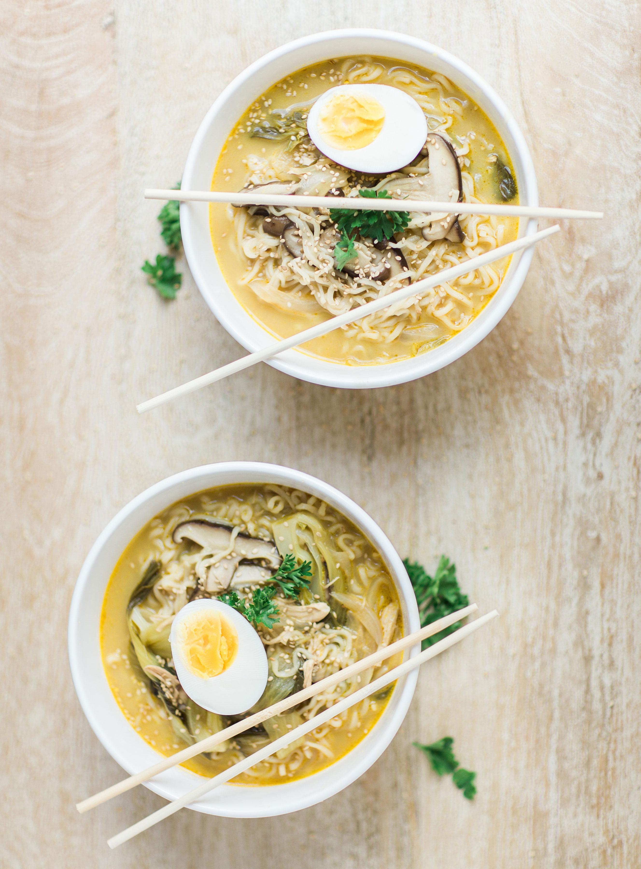 Simple Ramen Noodles Recipe in Under 15 Minutes