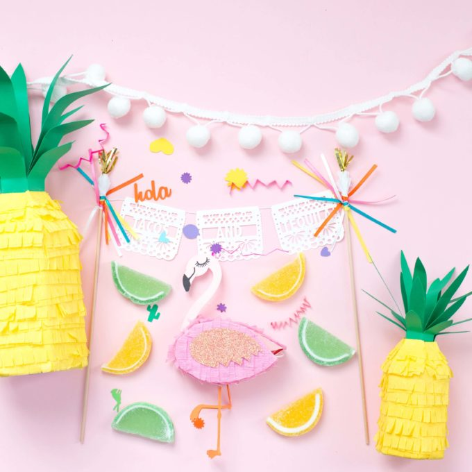 A few little love notes to the things I loved most this week, including this Cinco de Mayo fiesta forever styling. | glitterinc.com | @glitterinc
