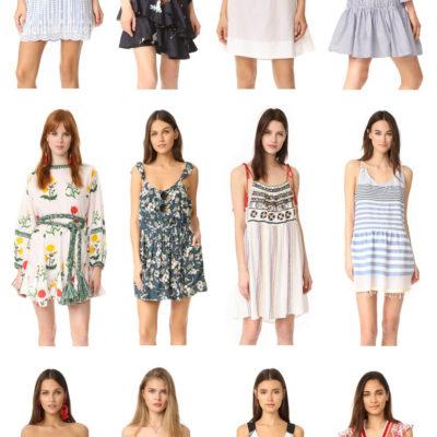 12 Pretty Little Summer Dresses