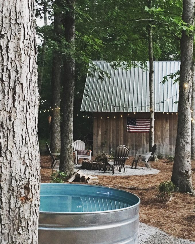 Home Design Trends: Galvanized Stock Tanks and Feed Troughs as Décor; DIY Stocktank Swimming Pool