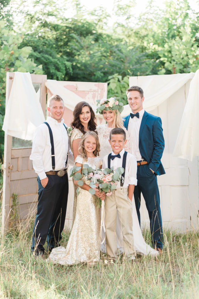 Lifestyle blogger Lexi of Glitter, Inc. shares a Dreamy West Virginia Wedding at an Old Glass Factory. Britani Edwards Photography. Click through for the details. | glitterinc.com | @glitterinc