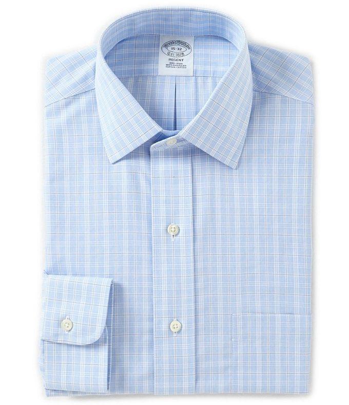 Non-Iron Regent Fit Dress Shirt