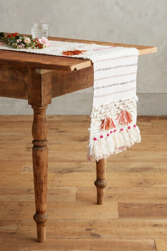 Open Market Table Runner