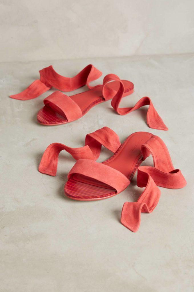 Pour La Victoire Lava Sandals