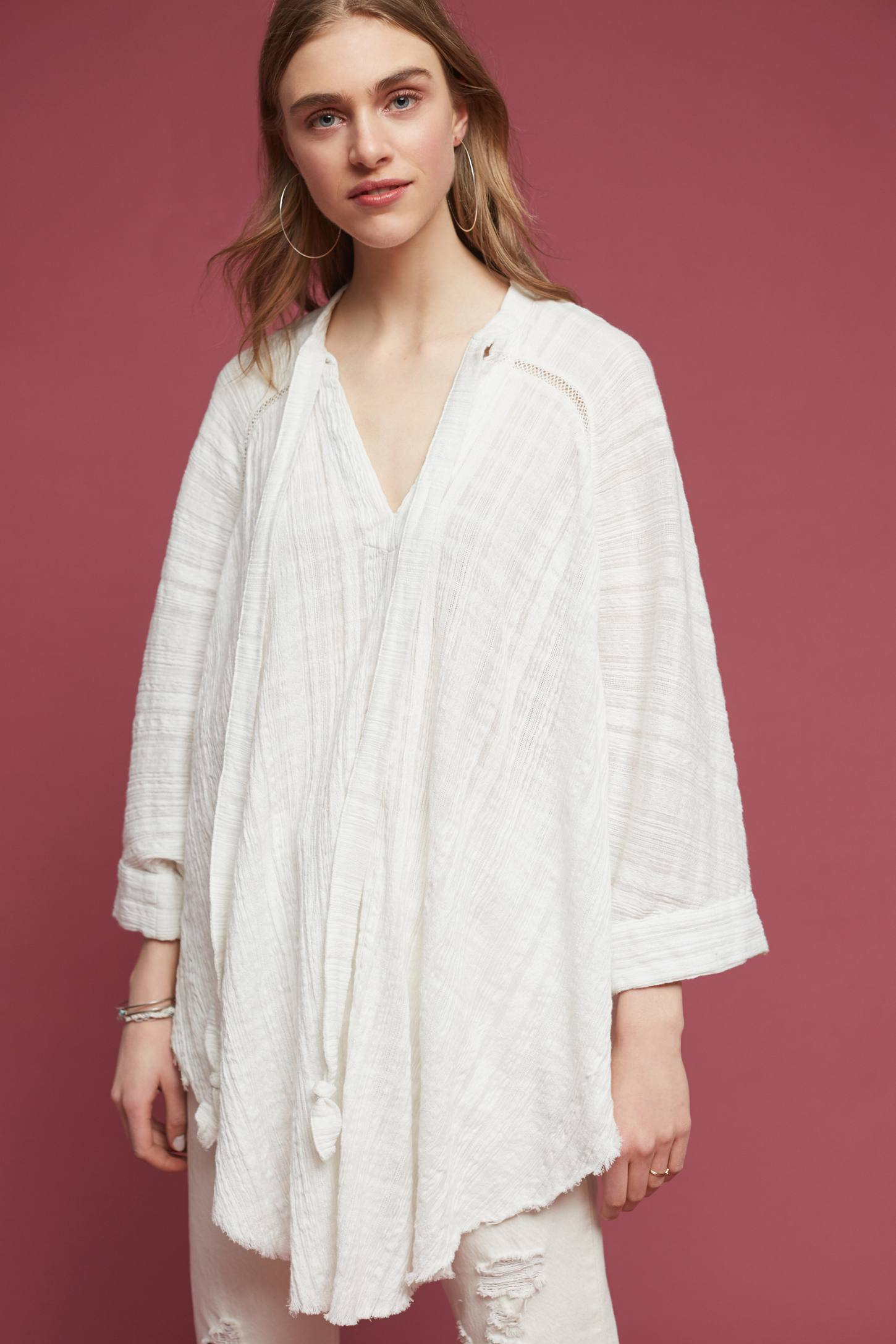 Sheena Oversized Top