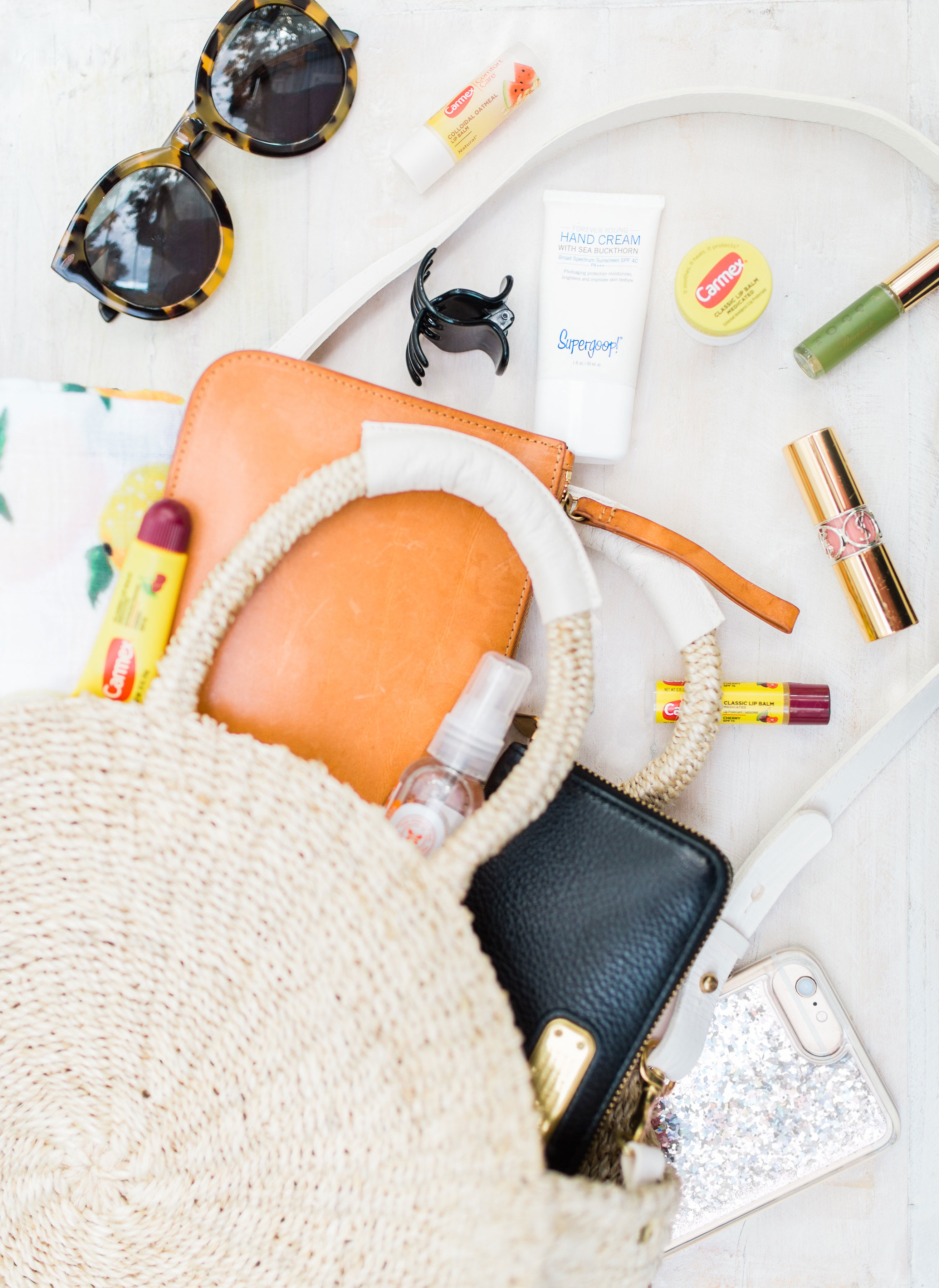 Making the Transition From Summer to Fall: 5 Beauty Must Haves by NC beauty blogger Glitter, Inc.