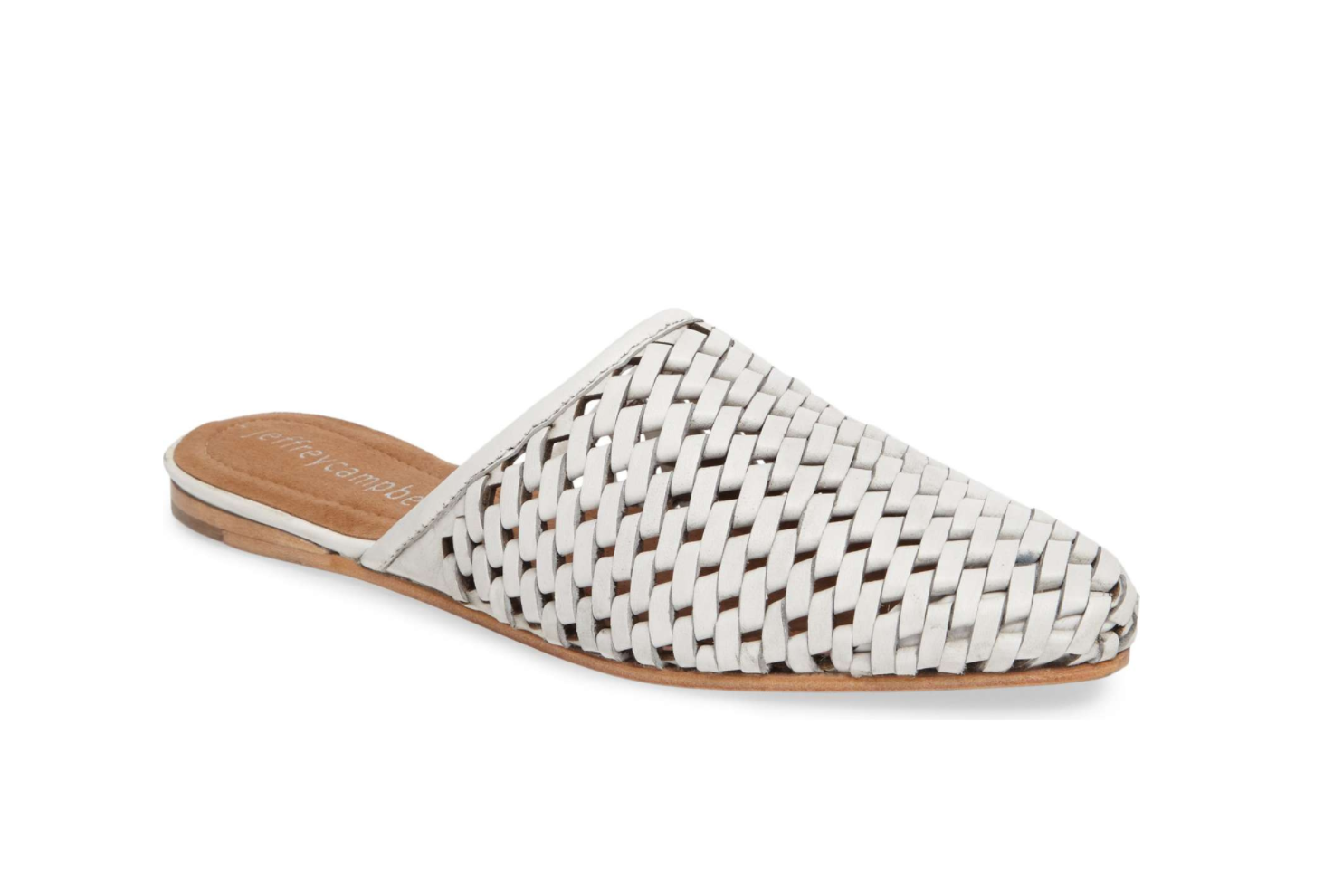 JEFFREY CAMPBELL Doshi Woven Mule