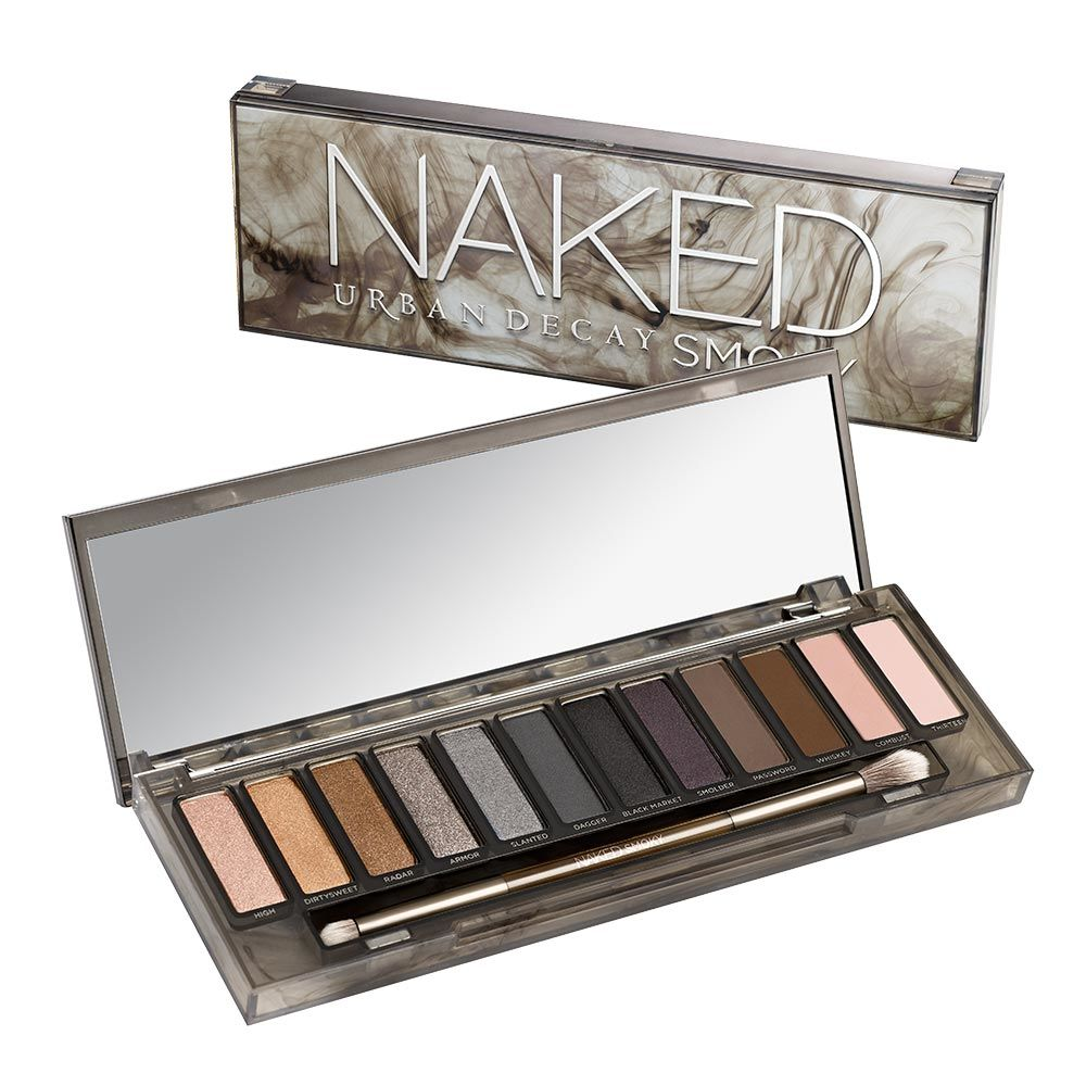 Stop what you're doing. Urban Decay's NAKED Smoky Palette is on sale for 50% off right now. Click through for the details. | glitterinc.com | @glitterinc