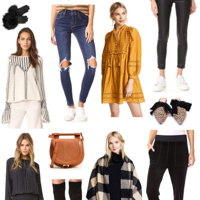 The Fall Edit: Everything Topping My Wish List (and a Huge Sale!)