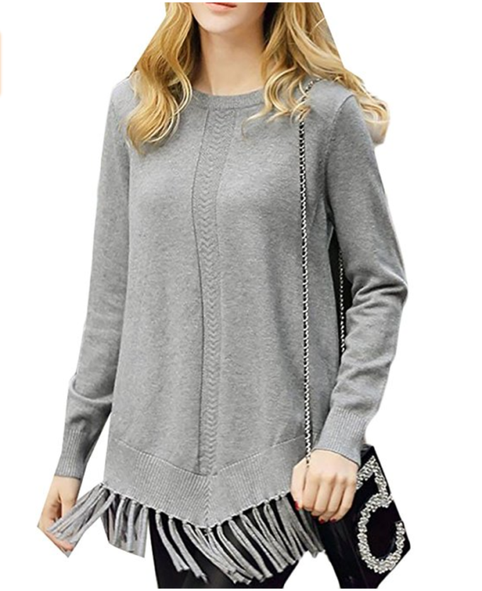 These 10 cozy sweaters are perfect for fall, they're all under $27, and available at Amazon! | glitterinc.com | @glitterinc