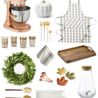 Fall Kitchen Decor: 16 Must-Haves
