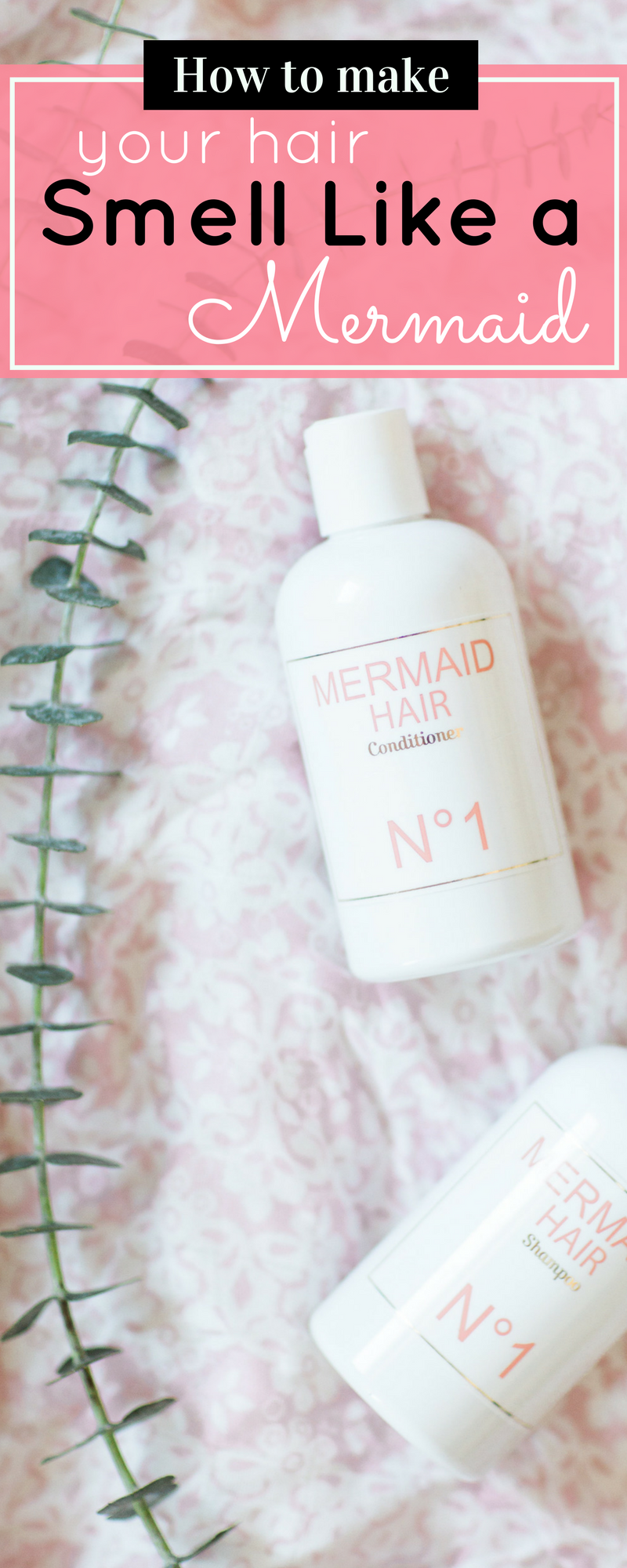 Beauty Discovery: How to Smell Like a Mermaid All Year-Long (Psst ... it's called Mermaid Hair.) | glitterinc.com | @glitterinc