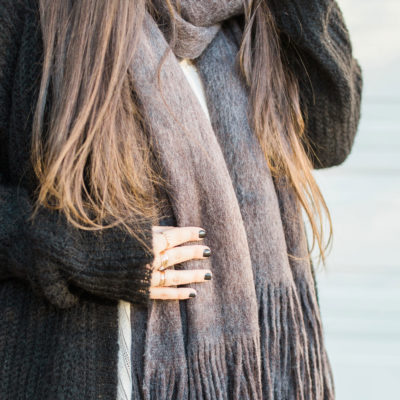 The Must-Have Fall Scarf of the Season