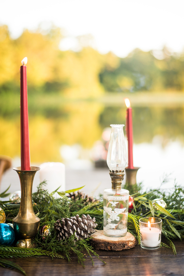 I'm Dreaming of a Boho Christmas - Bohemian Holiday Styled Shoot. | Christa Summers Photography | glitterinc.com | @glitterinc