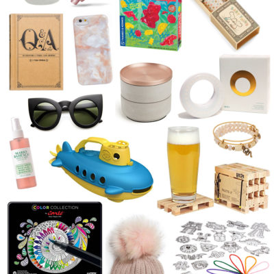 Gift Guide: 25 Stocking Stuffer Ideas for Eight Nights of Chanukah (All Under $30)