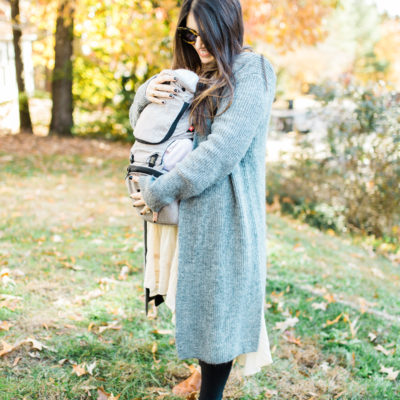 Must Have Baby Items: A Baby Carrier For Newborn to Four Years Old