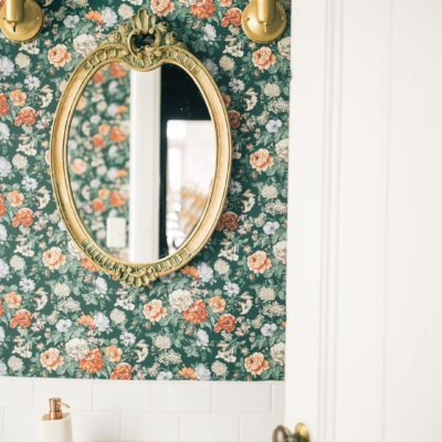 Home Design Trends: Ornate Mirrors