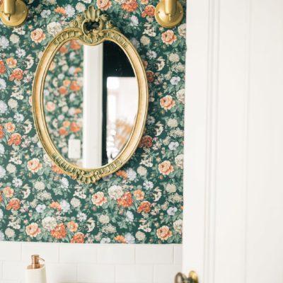 Home Design Trends: Ornate Mirrors