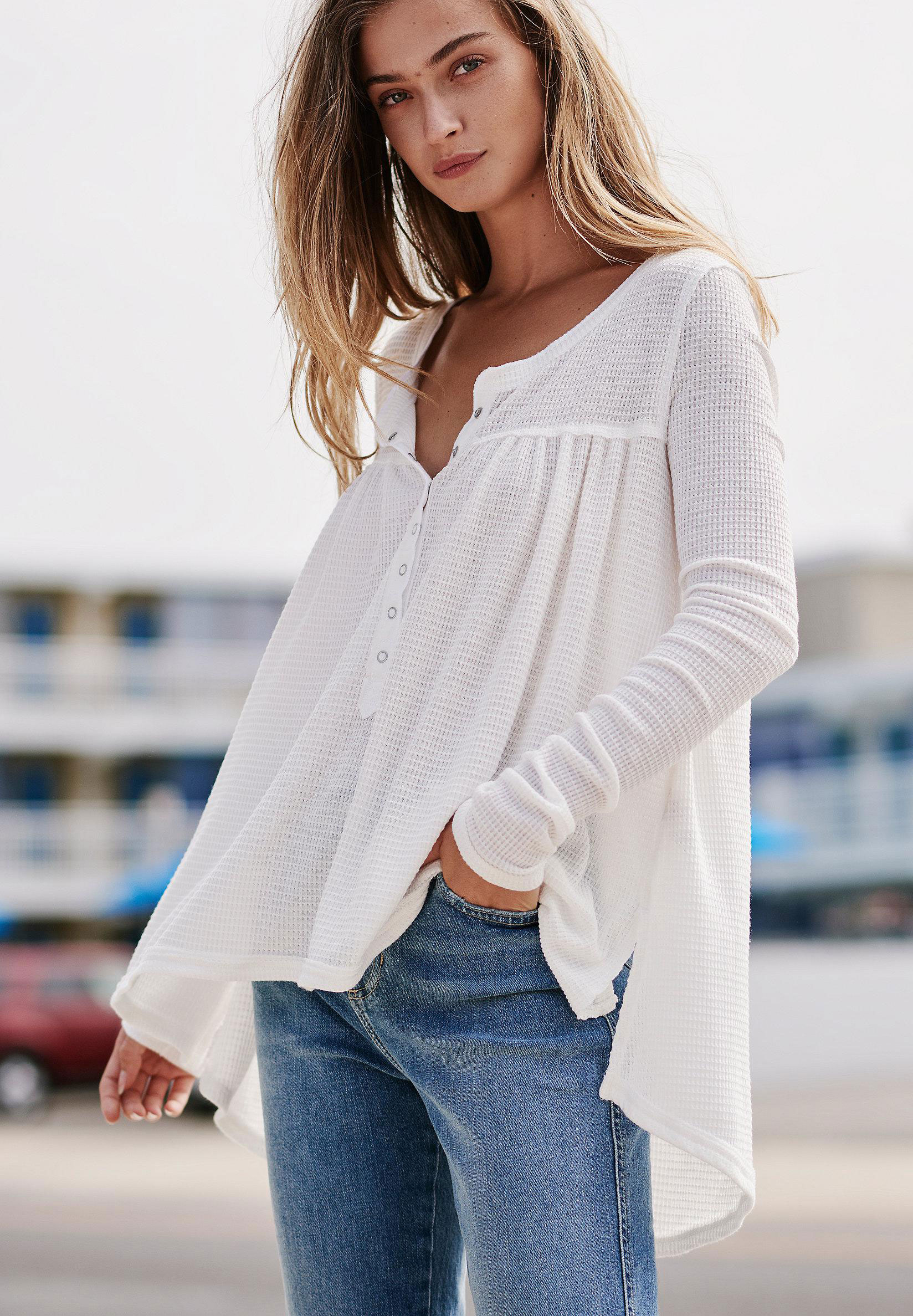 Free People We The Free Kai Henley - Weekly Picks by North Carolina style blogger Glitter, Inc.