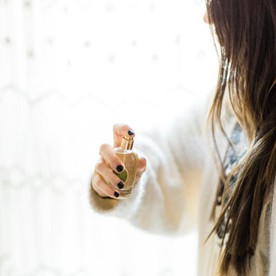 Why You'll Absolutely Love Hair Perfume by popular North Carolina style blogger Glitter, Inc.